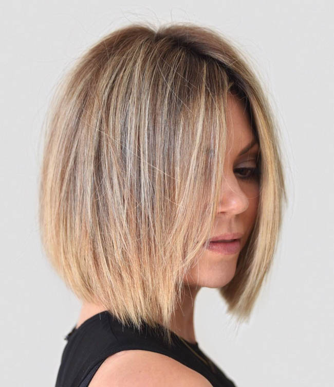 Стрижка каре каскад — красивые варианты на короткие и средние волосы