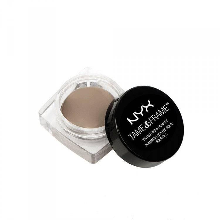 Помада для бровей nyx professional makeup: тест-драйв