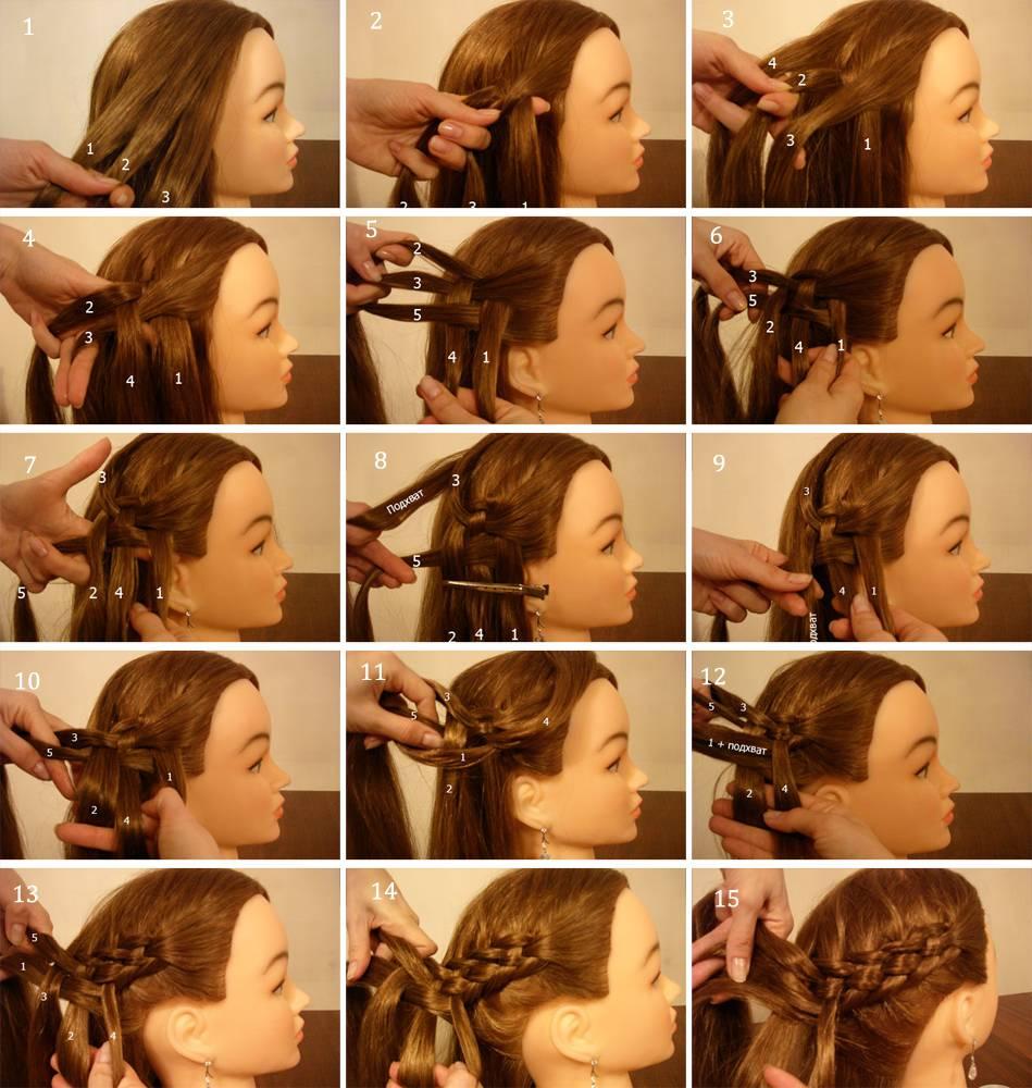 Научитесь плести объемные косы: 14 уроков с фото — правильный уход за волосами