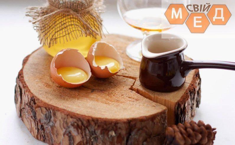 Рецепты масок для волос с яйцом, с маслом, а также с добавлением коньяка