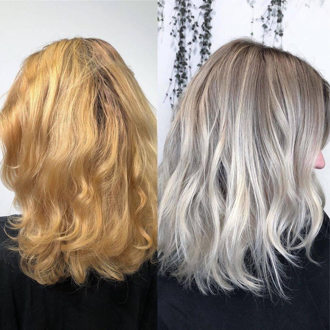 Топ-10 осветляющих красок для волос без желтизны