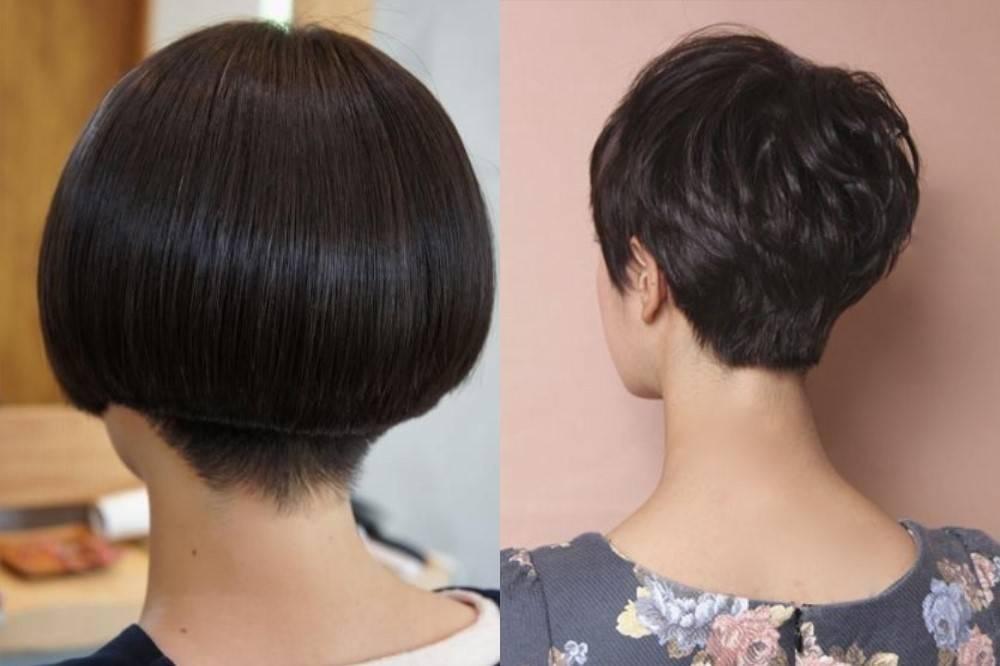 Стрижка боб-каре на короткие волосы (90 фото): особенности и виды прически на короткие волосы, модные тенденции и секреты укладки
