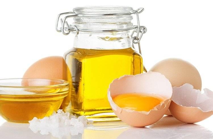 24 яичных масок для волос в домашних условиях