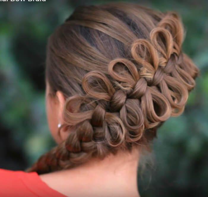 Прически с косами: интересные идеи укладки на разную длину волос