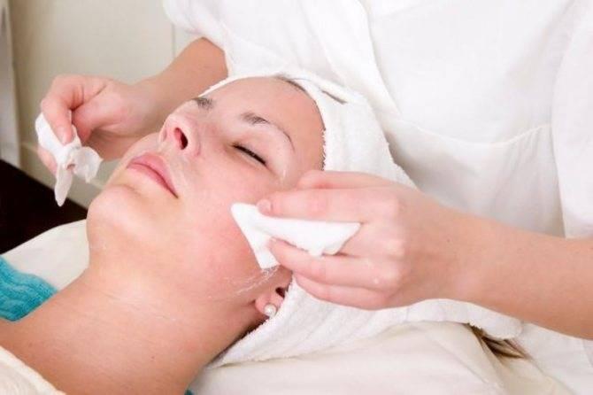 Как часто нужно делать чистку лица у косметолога