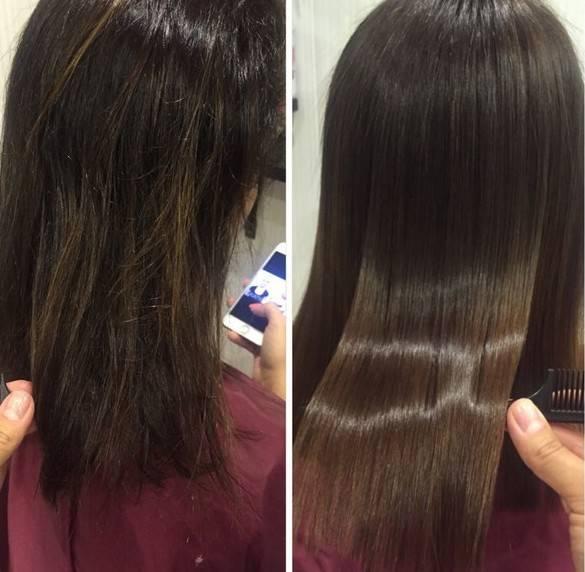 Глазирование волос: что это, как сделать в домашних условиях, обзор средств от эстель, матрикс и каарал (фото и отзывы)