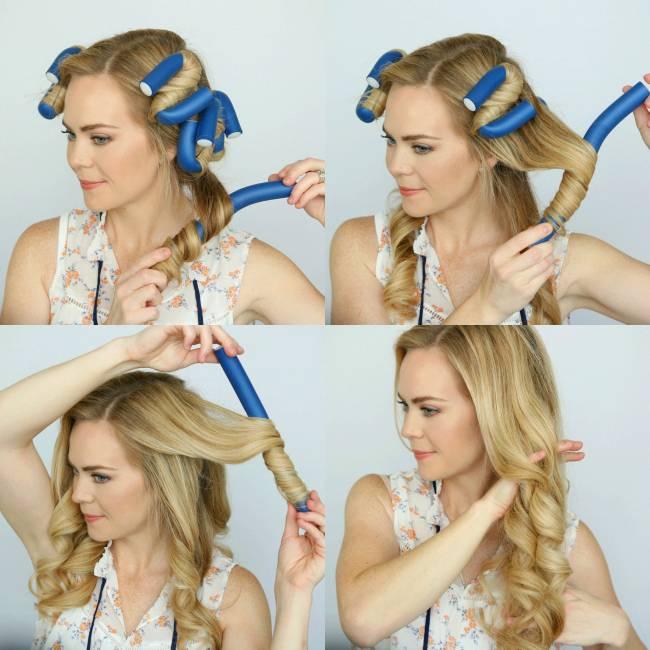 Как правильно накрутить кудри плойкой на средние волосы? самые полезные советы