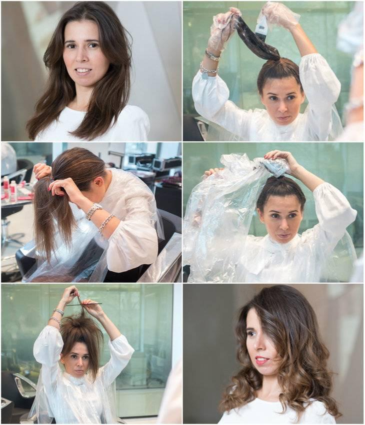 Как сделать омбре на волосах в домашних условиях? как сделать омбре на темные волосы?