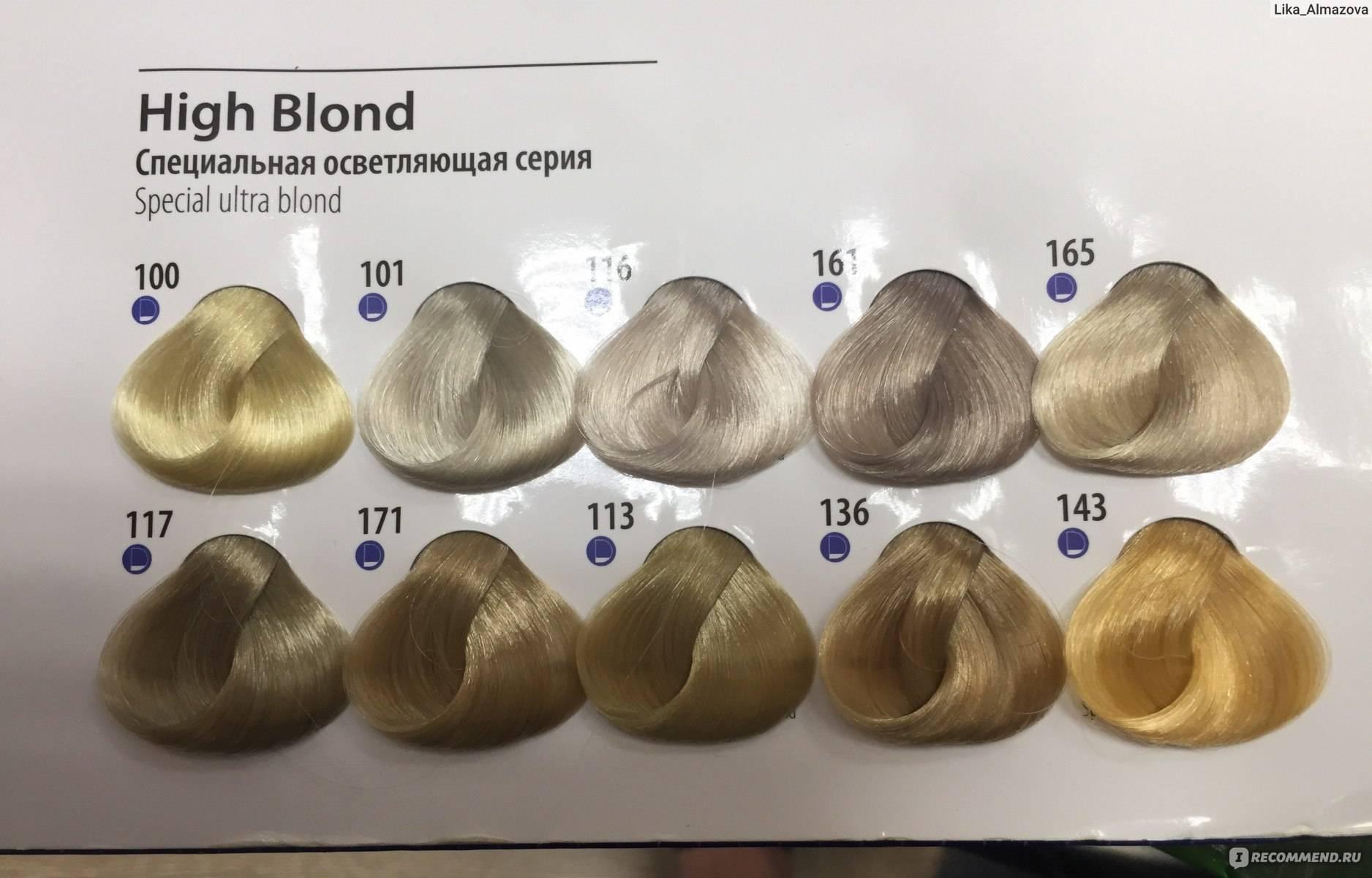 Тонирующая краска для волос эстель (estel) палитра цветов для осветленных и блонд оттенков, как использовать и сколько держать, отзывы