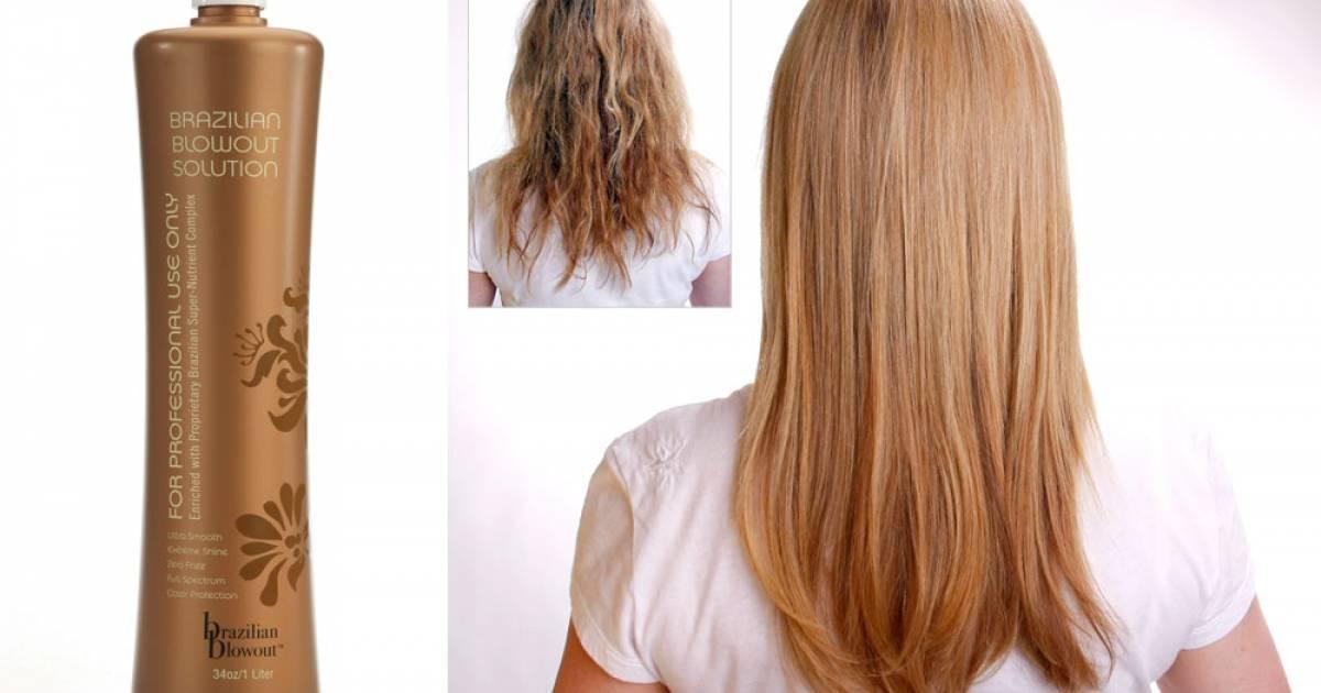 Бразильское кератиновое выпрямление волос — преображение и лечение