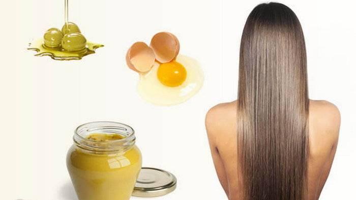 Топ-14 рецептов масок для волос из горчицы и 2 покупные