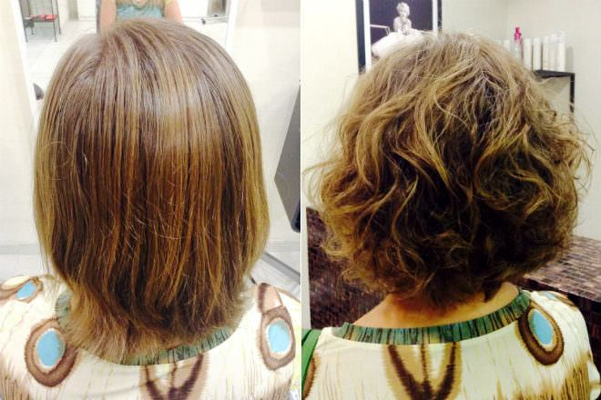 Долговременная укладка волос: варианты и советы