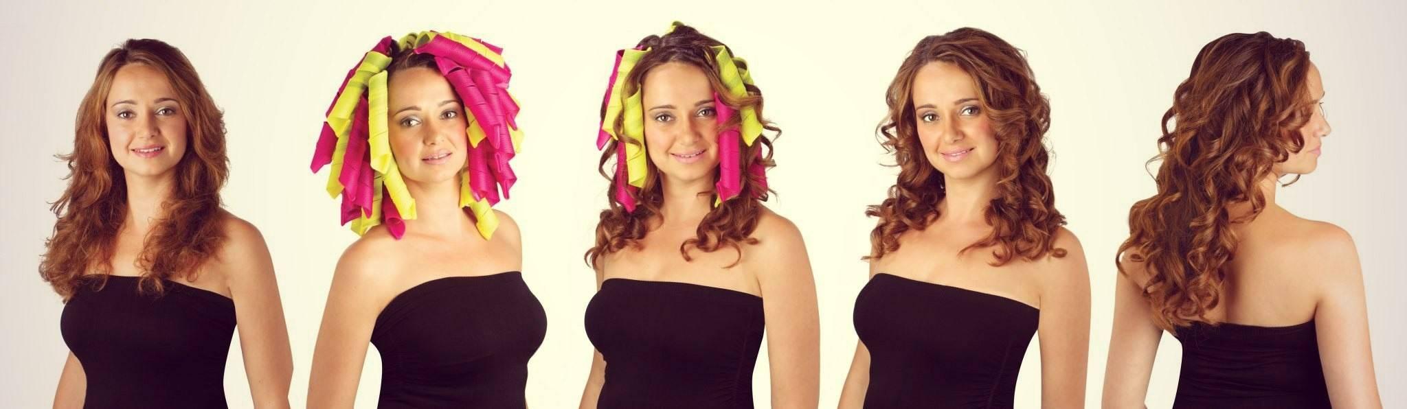 Создайте очаровательные кудри! полезные советы, как правильно накрутить бигуди на короткие волосы, не выходя из дома