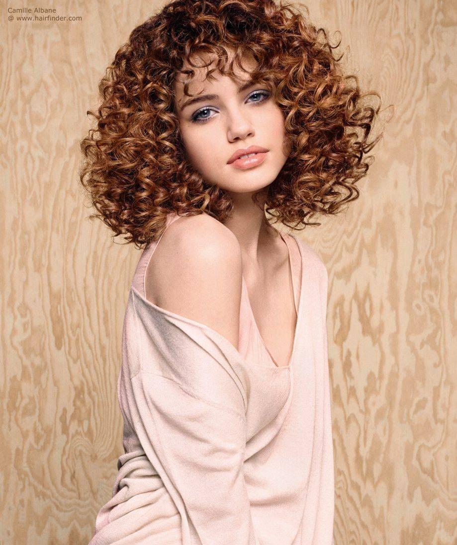 10 способов сделать кудри на средние волосы!
