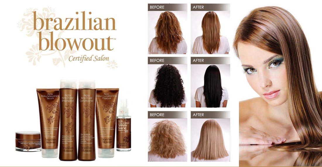 Бразильское выпрямление волос: кератиновое восстановление, разглаживающая сыворотка brazilian blowout, cocochoco. фото, отзывы и цены