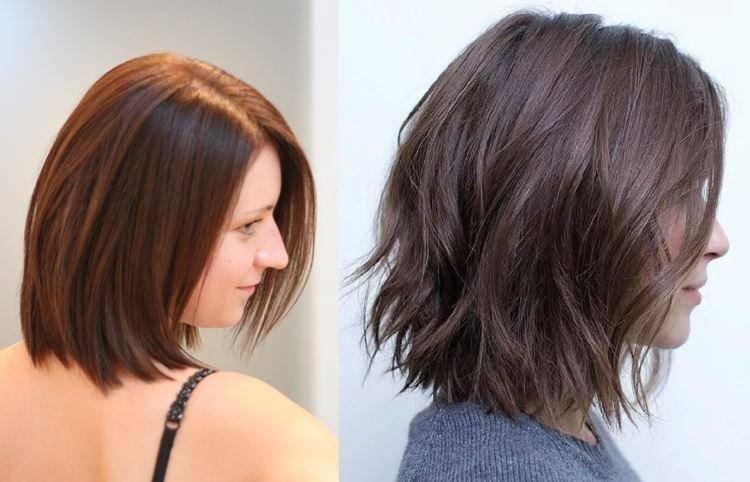 Стрижка каре на тонкие волосы: фото новинки, виды стрижки, варианты укладки