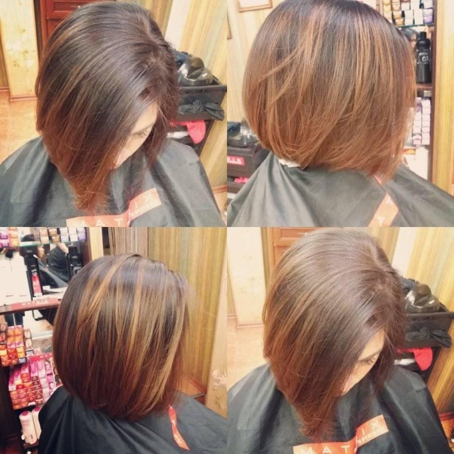 Балаяж на короткие волосы (82 фото): как сделать окрашивание в стиле балаяж на очень короткие волосы? техника покраски для причесок боб, каскад и других