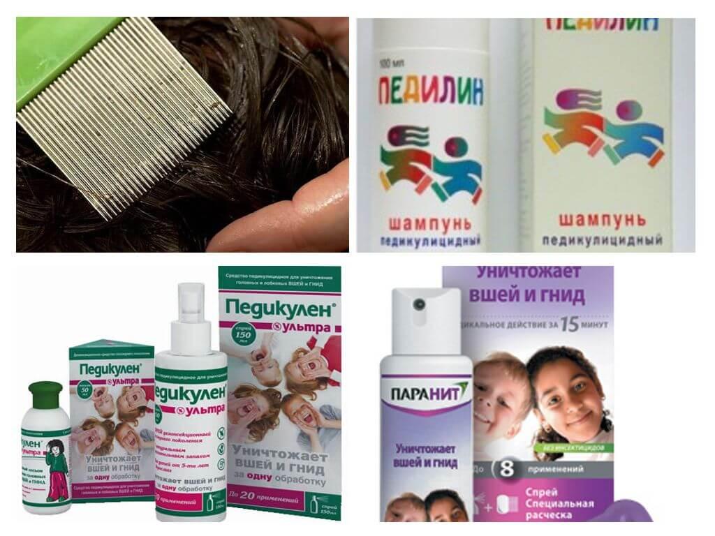 Вши у ребенка: что делать в домашних условиях, чем быстро вылечить педикулез?
