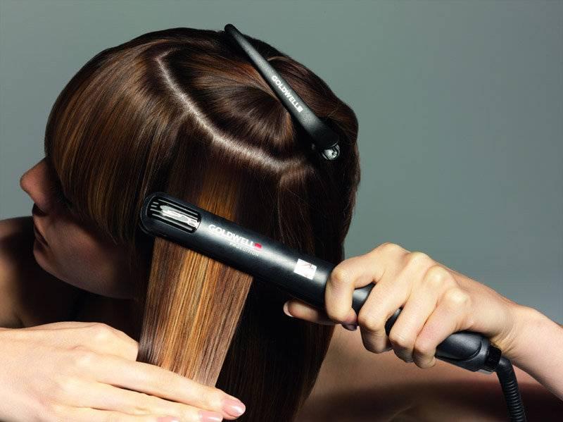 8 советов для выпрямления волос утюжком в домашних условиях