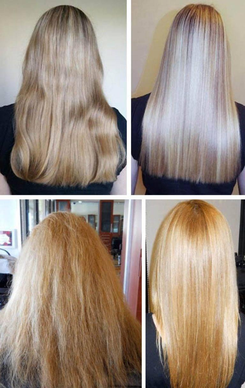 Ботокс для волос: фото до и после; что дает такая процедура, как влияет на локоны - приносит пользу или вред, какие имеет плюсы и минусы и стоит ли вообще её делать?