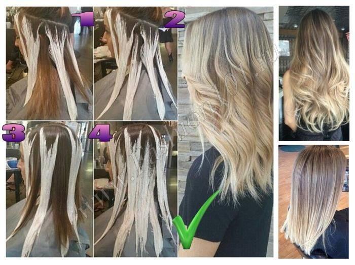 Техника омбре — как правильно окрасить волосы и добиться естественного оттенка
