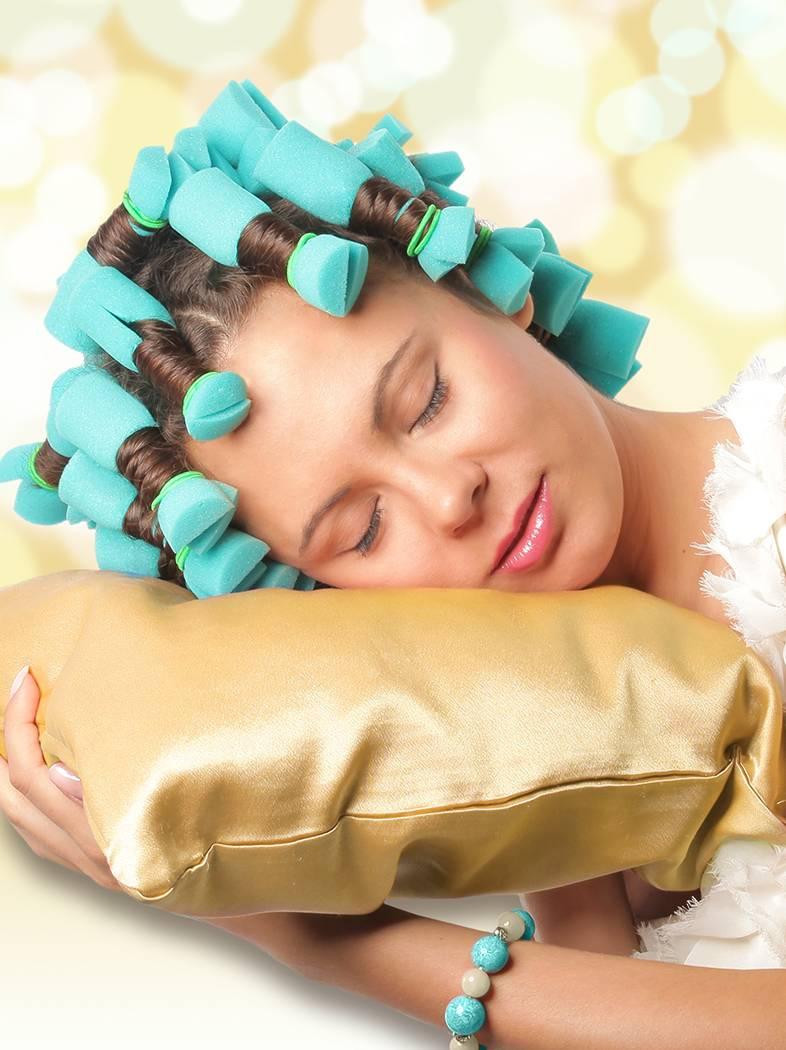 Шикарные локоны: как накрутить волосы на мягкие бигуди? советы и фото. как накрутить волосы на бигуди
