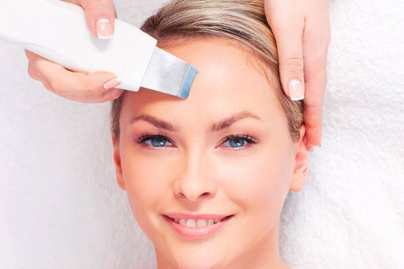 Косметика для ультразвуковой чистки лица в домашних условиях – 3 геля и средства для уз