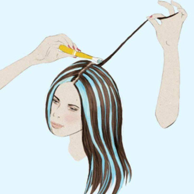 Как покрасить пряди волос в домашних условиях и почему лучше сделать это в салоне?