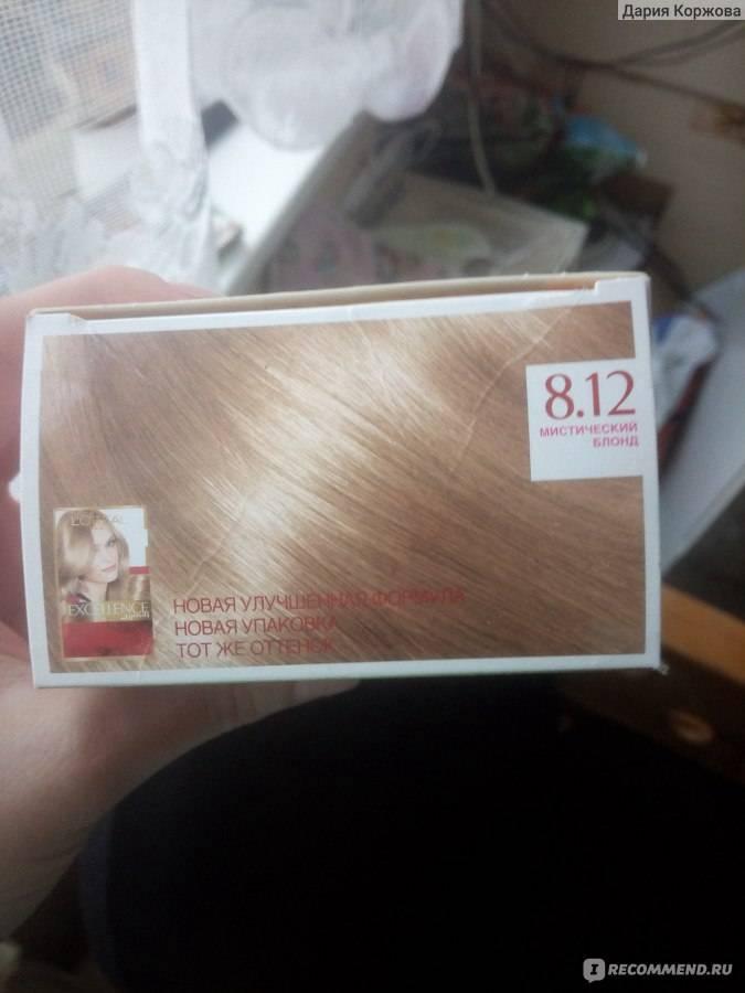 Оллин: палитра красок ollin для седых волос