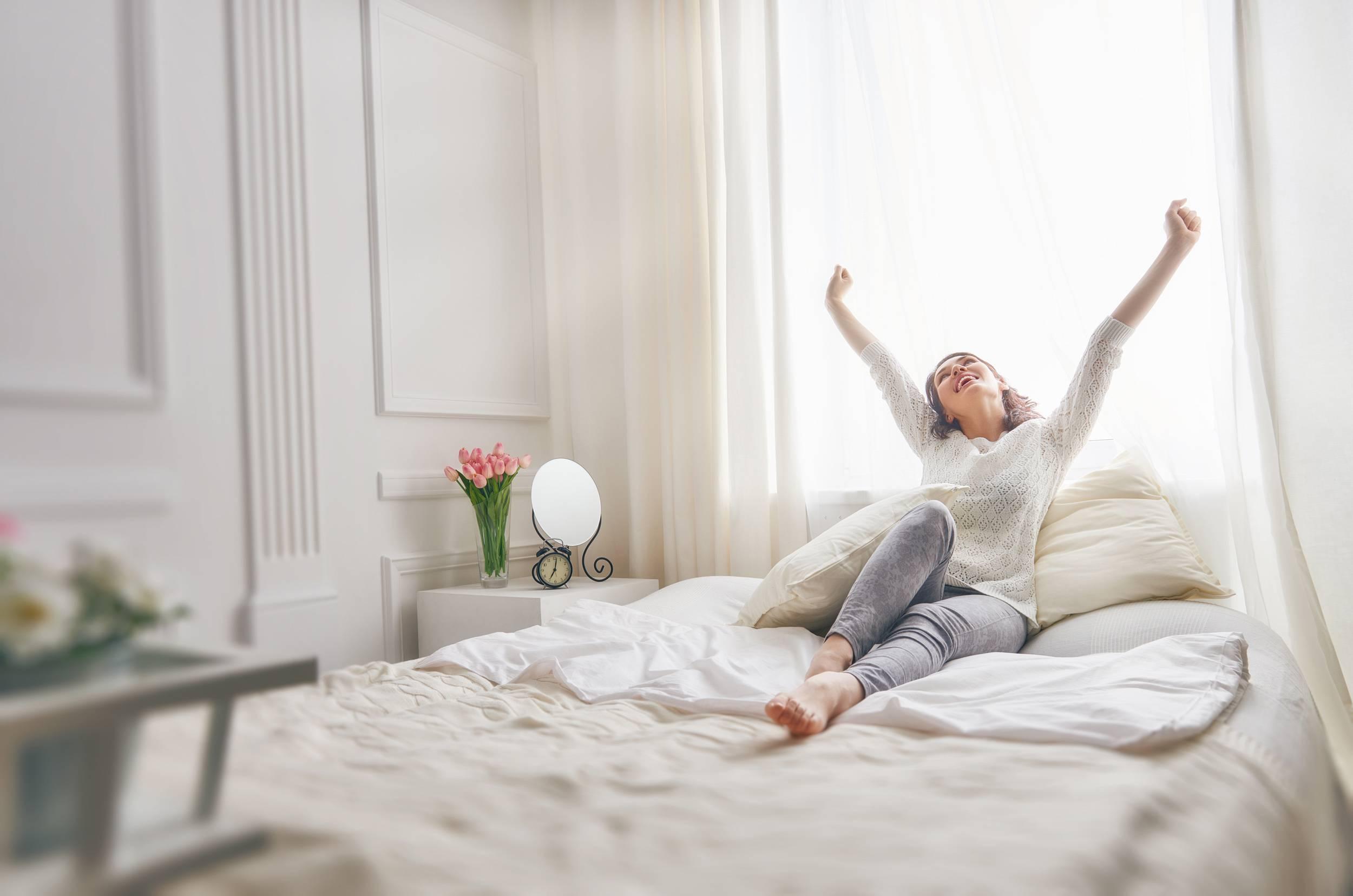 Как встать рано утром если поздно лег и быть отдохнувшим