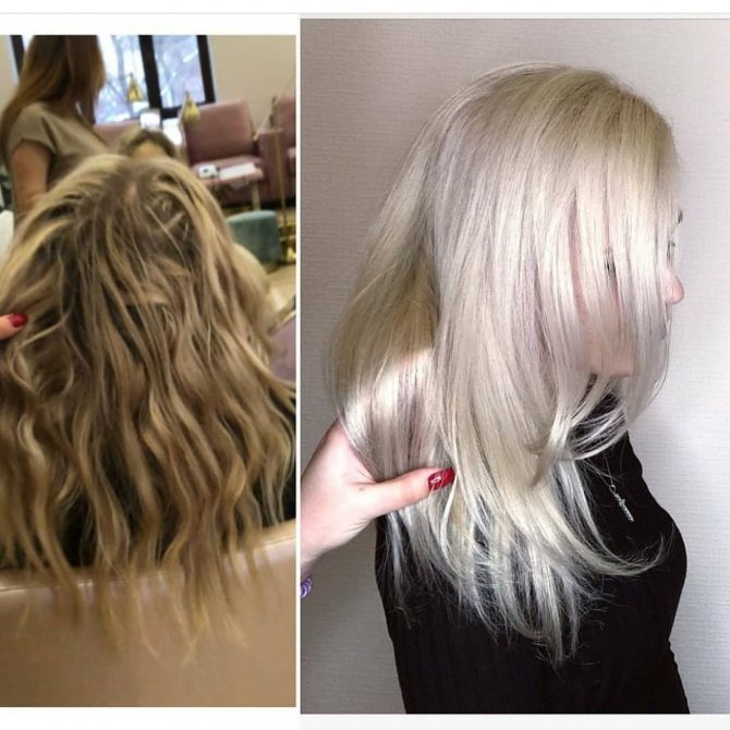 Белая краска для волос без желтизны: правила блондирования волос, выбор цвета, краски для волос, рейтинг лучших, особенности и нюансы осветления и последующий уход за волосами