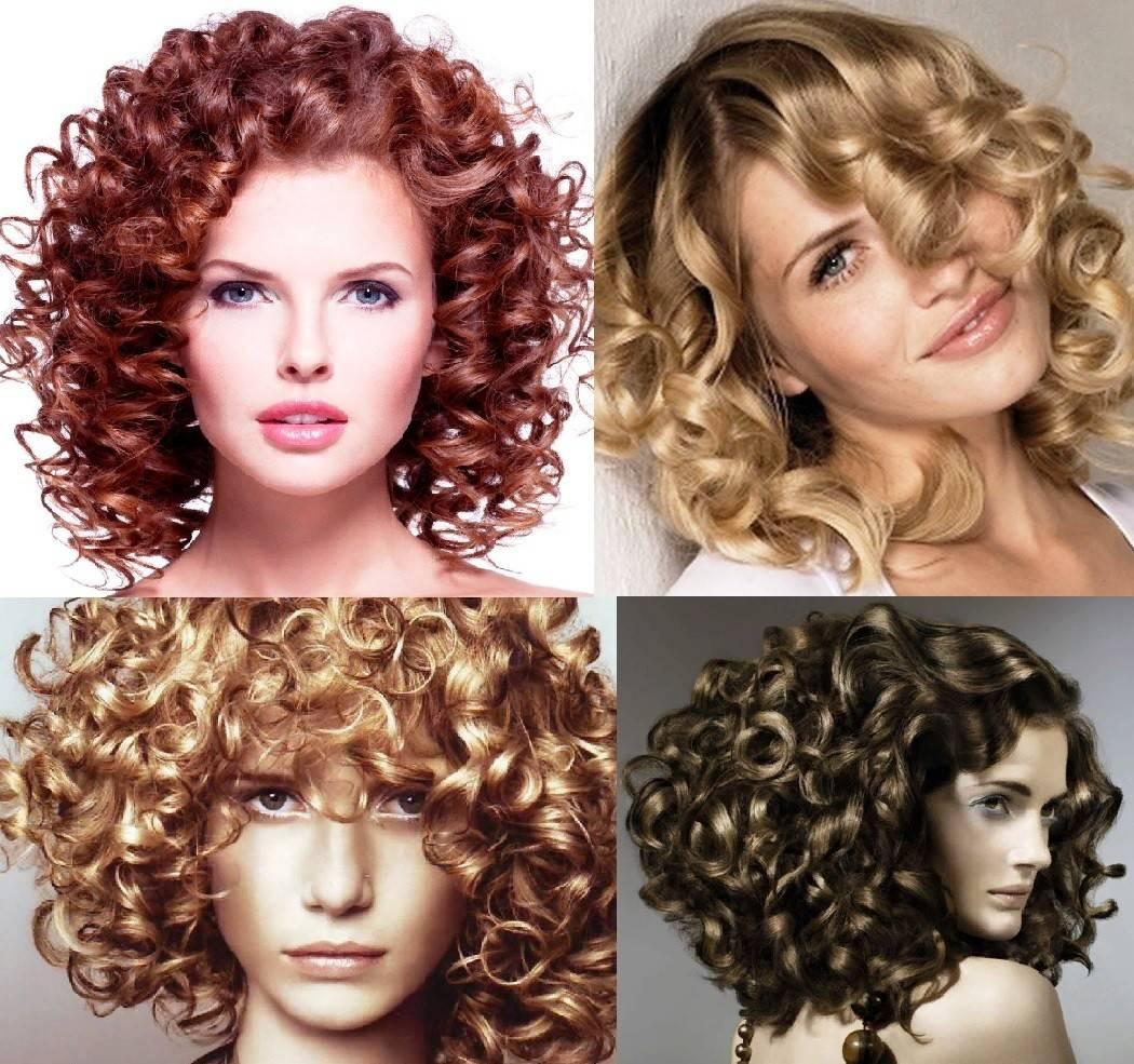 Завивка карвинг на короткие, средние и длинные волосы, фото до и после, отзывы