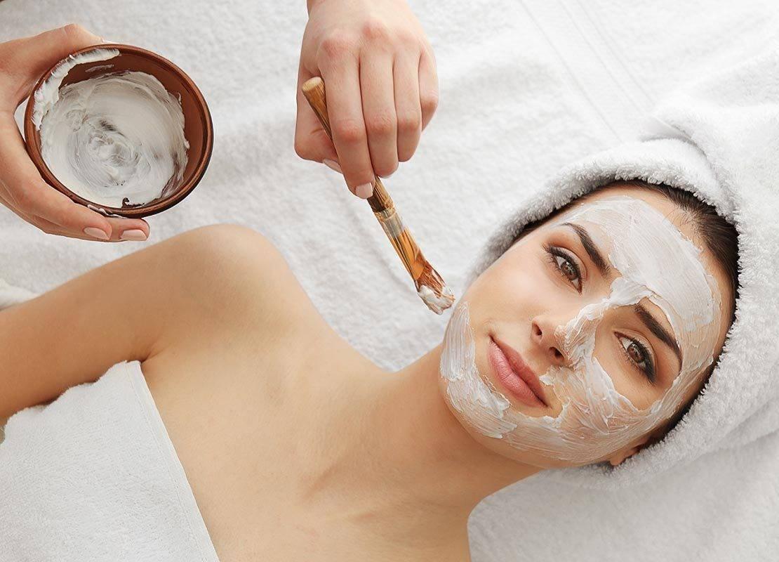 Чистка лица для мужчин у косметолога