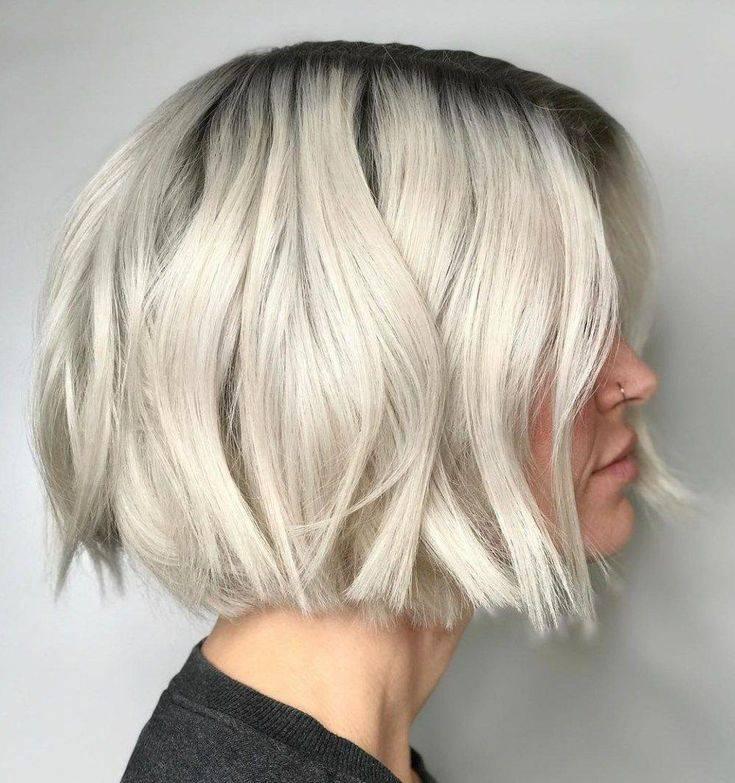 Окрашивание волос 2021 - модные тенденции на короткие волосы: фото, новинки