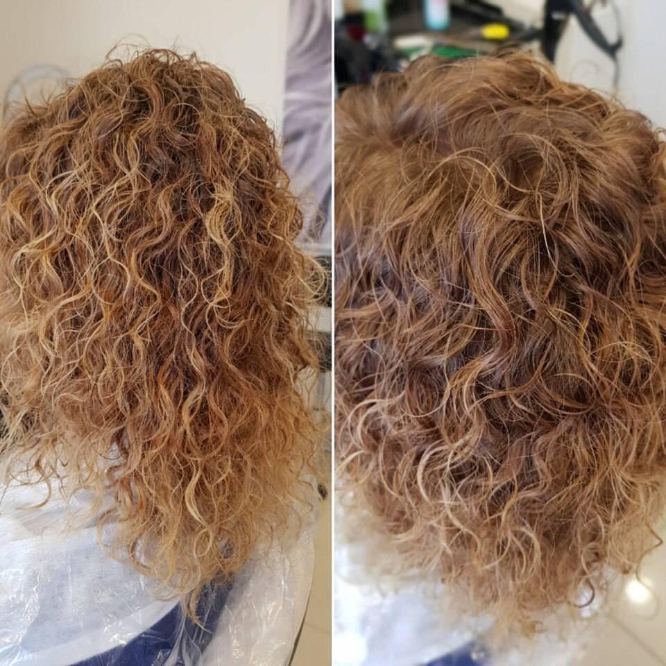 Обрети заветные кудри: химическая завивка на тонкие волосы