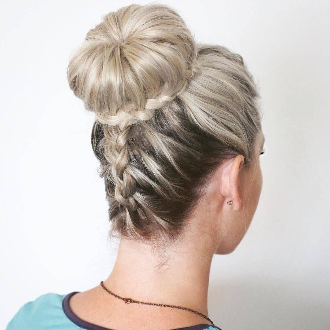Как заплести волосы, чтобы утром получились шикарные волны