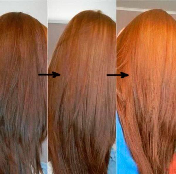 Осветление волос после хны: особенности и варианты