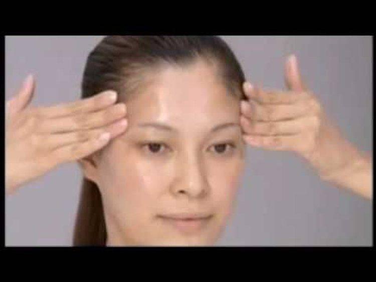 Массаж асахи для лица — польза