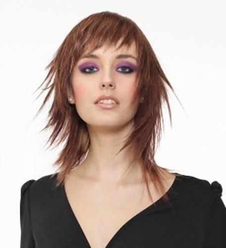 Модные челки 2021-2022 года: виды челки на разную длину волос, тренды, фото