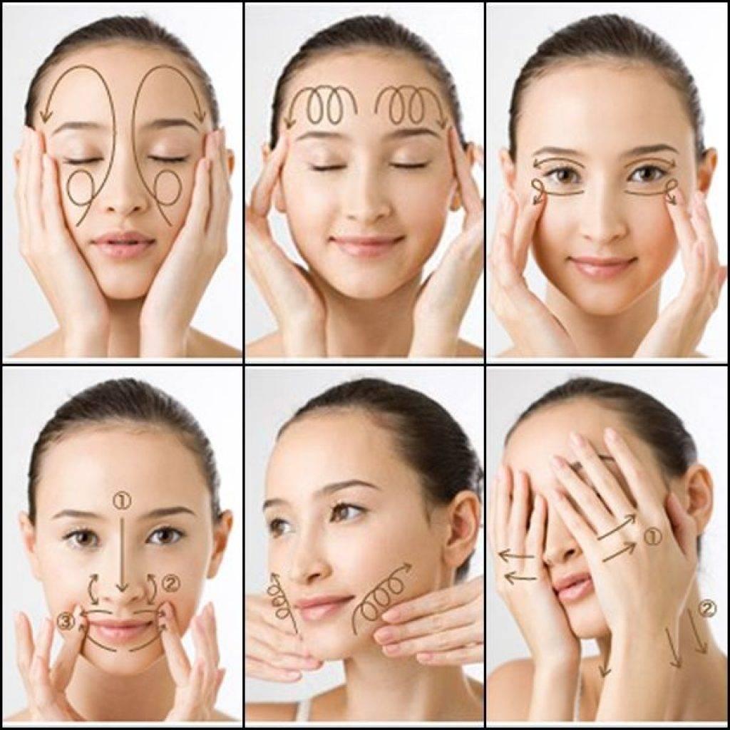 Японский массаж для лица: морщины и возраст уходят мгновенно