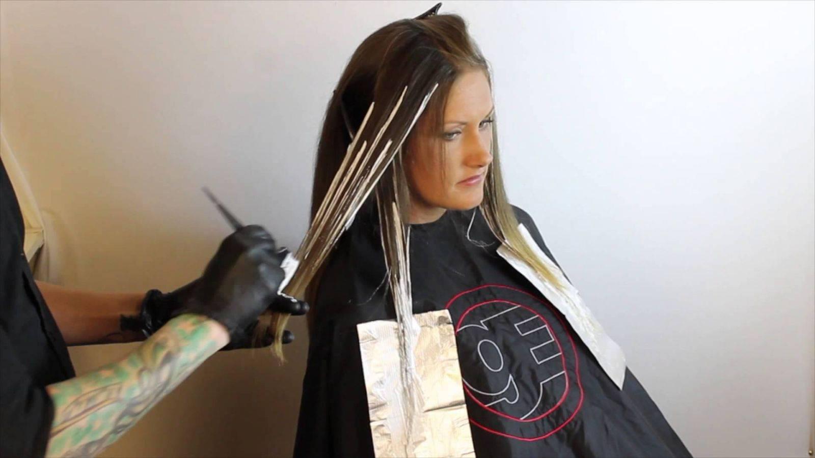 Лучшие краски для седых волос
