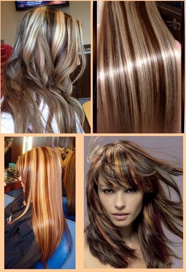 Освежаем образ: легкое мелирование на русые волосы