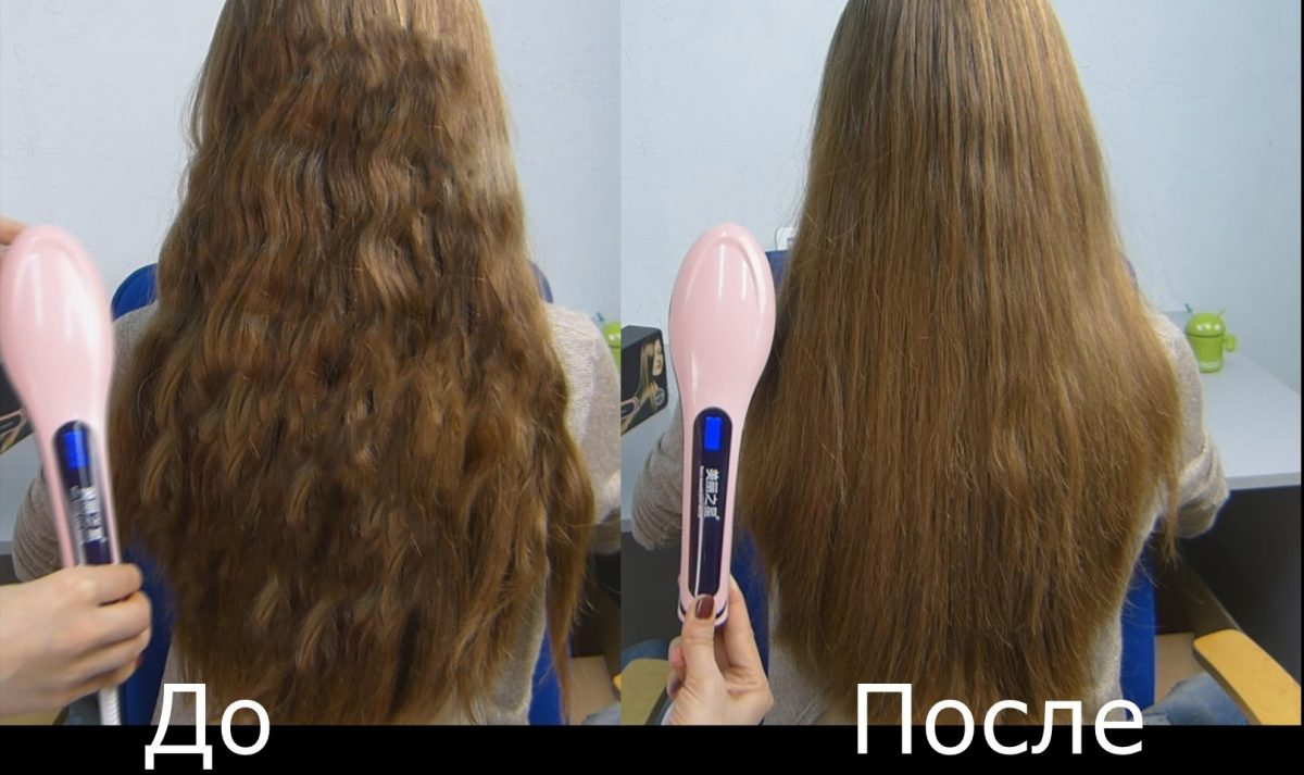 Выпрямление волос кератином, ламинированием, утюжком: плюсы и минусы