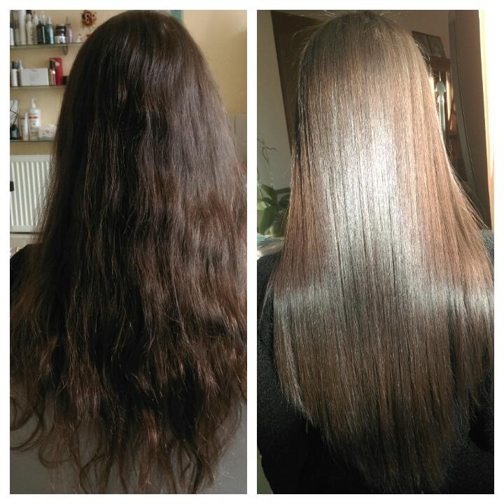Brazilian blowout — бразильское выпрямление и восстановление волос