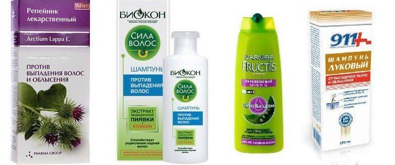 Какие витамины лучше принимать при выпадении волос