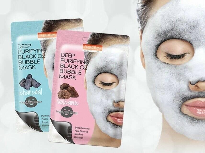 Лучшие японские маски для лица