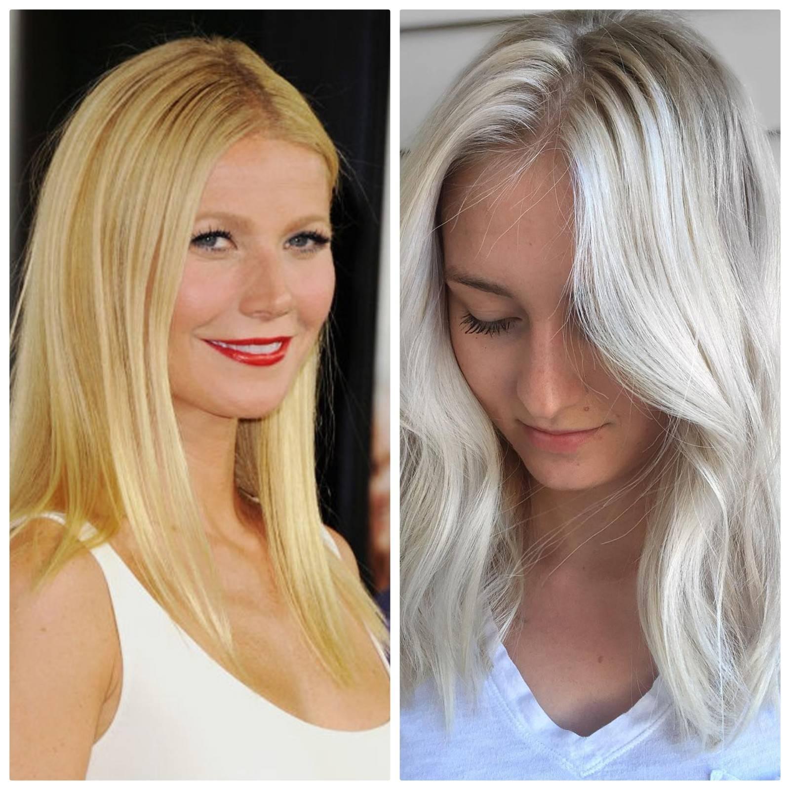 Мелирование на светлые волосы для блондинок (55 фото)