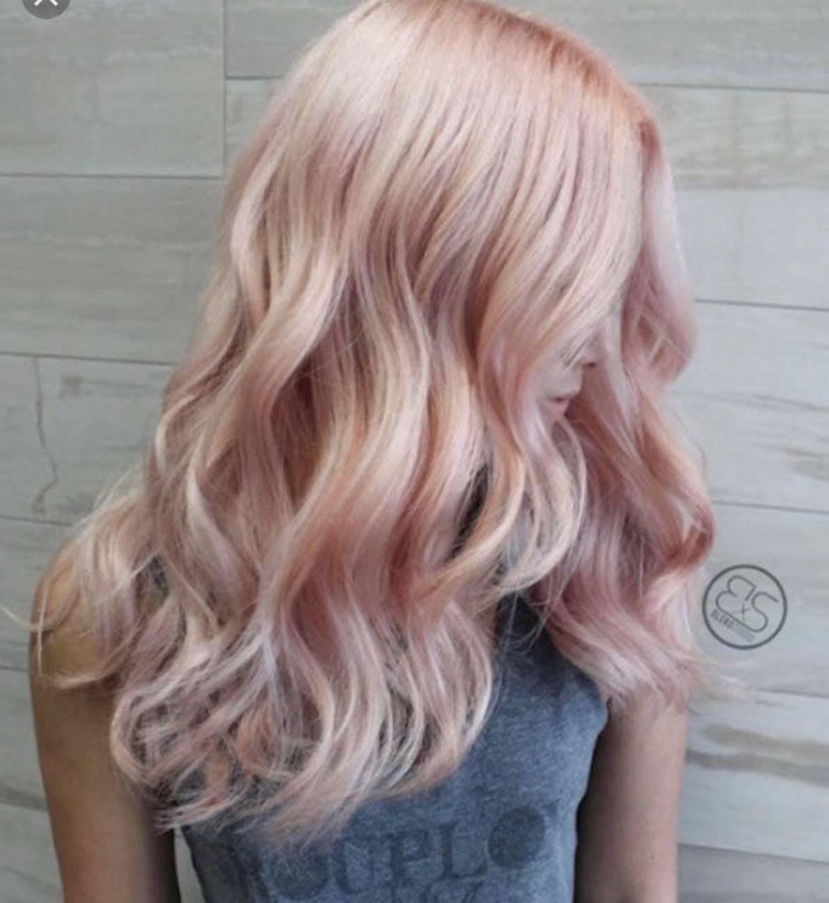 Как сделать тонирование русых волос и выбрать наиболее подходящий цвет