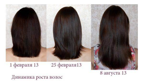 На сколько сантиметров можно отрастить волосы за год или как ускорить этот процесс