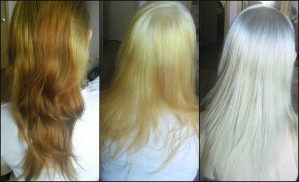 Как можно в домашних условиях восстановить волосы после осветления